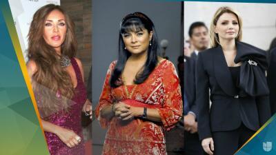 Además de Melania y Angélica Rivera, todas estas famosas también se convirtieron en primeras damas