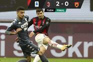 AC Milán sueña con la Champions; el Inter es el virtual campeón