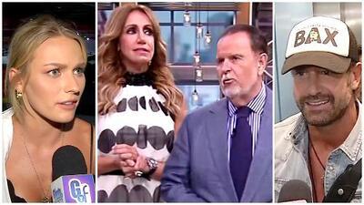 Irina Baeva aclara si se molestó con El Gordo y La Flaca y por eso Gabriel Soto canceló su entrevista
