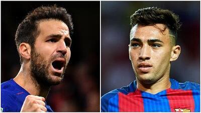 Opinión de expertos: ¿cómo les irá a Fàbregas y Munir con sus nuevos equipos?