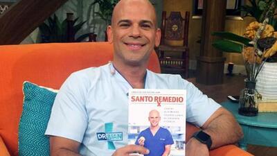 """""""Santo Remedio"""", el nombre del nuevo libro del Dr. Juan Rivera"""
