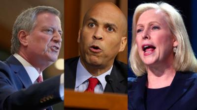 De Blasio, Booker, Gillibrand: ¿qué candidato local tiene la mejor oportunidad de destacar en el próximo debate presidencial demócrata?