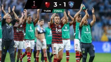 Flamengo, a la Final del Mundial de Clubes tras vencer 3-1 al Al Hilal