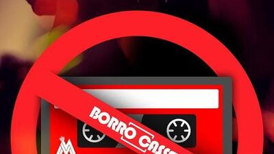 """""""Borro Cassette"""" de Maluma"""