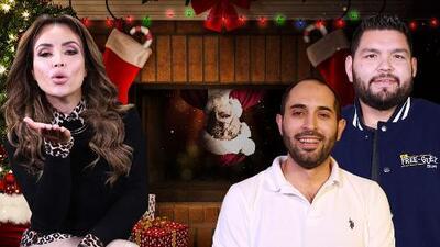 """""""Que a nadie se le ocurra decir que Santa Claus no existe"""": El Free-guey saca su espíritu navideño"""
