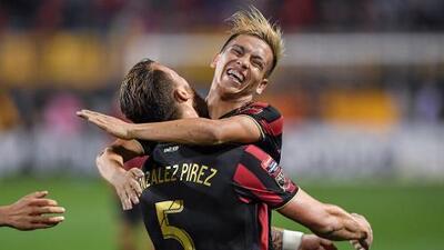 Barco, 'Pity', González Pirez: Los argentinos de Atlanta United elegidos para Equipo de las Estrellas MLS
