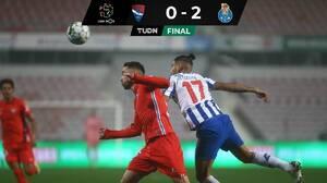 Tecatito hace un golazo y el Porto avanza en la Copa de Portugal