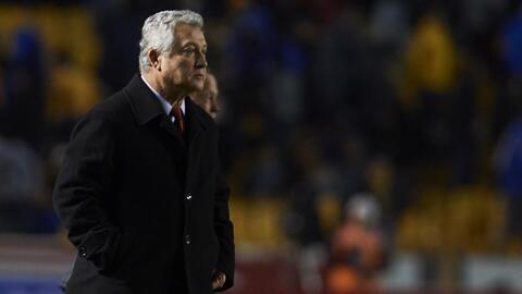"""Vucetich tras la goleada recibida: """"Regalamos muchas cosas a Tigres y eso es fatal"""""""