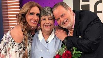 Martica 'la del café' es hospitalizada y la familia de El Gordo y La Flaca se llena en oraciones