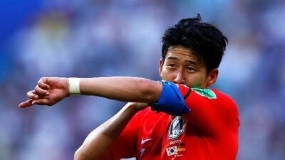 La última esperanza para Son Heung-min, la estrella de Corea del Sur