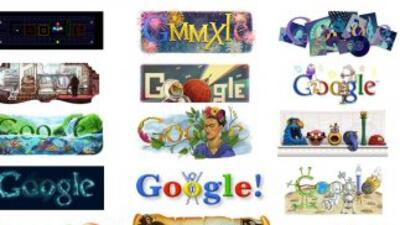 'Doodles', la cara simpática de Google