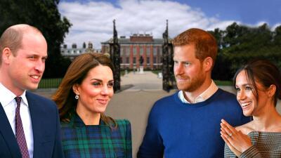 No solo Meghan y Harry gastaron millones en su casa, William y Kate pagaron más de $1 millón para arreglar la suya
