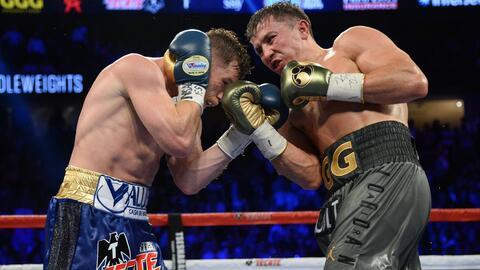 ¿Por qué es tan interesante para la gente la pelea entre 'Canelo' y Golovkin?