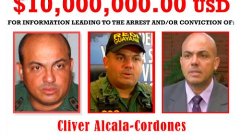 Un general acusado junto a Maduro de narcoterrorismo se entrega a ...