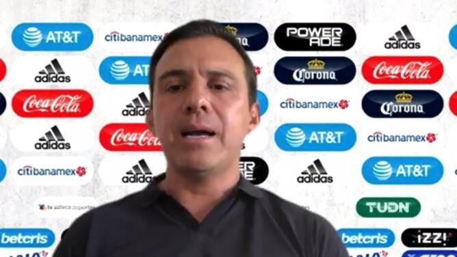 Luis Pérez, nuevo técnico de la Selección Mexicana Sub-17