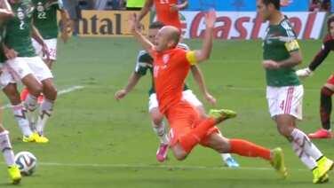 Tuitero pasa del #NoEraPenal contra Holanda al #NoEraPenal ante Brasil