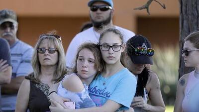 Unión, el común denominador de la comunidad de Santa Fe tras tiroteo en una secundaria