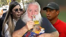 Cárcel y adiós al deporte: El Brujo Mayor lanza sus predicciones sobre Emma Coronel y Tiger Woods