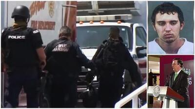 Gobierno mexicano inició acciones legales contra el perpetrador del tiroteo en El Paso, Texas