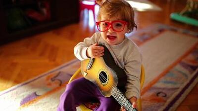 Planeta de Niños - 'La música'