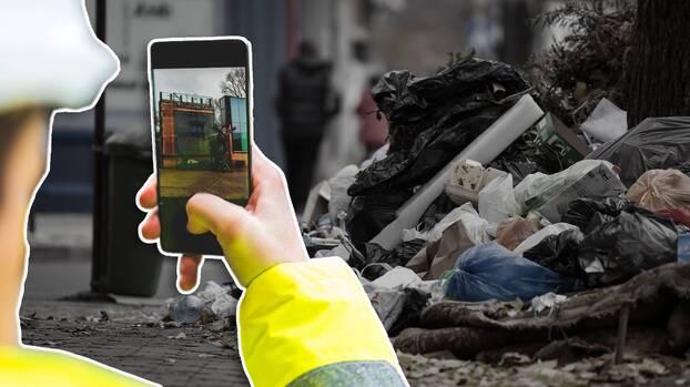 Oakland recompensa con $1,000 a quien denuncie personas tirando basura de manera ilegal