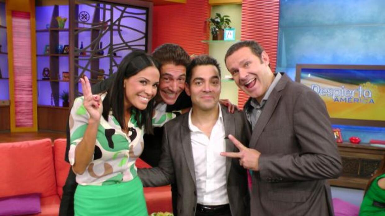 Carcajadas De Altura Con Omar Chaparro En Despierta América Shows