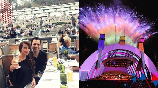 El Hollywood Bowl reabrirá con conciertos exclusivos para trabajadores de la salud