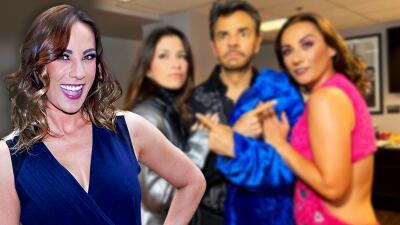 Consuelo Duval jura que no está embarazada después de despertar sospechas con una foto