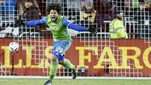 Seattle's Panamanian hero steps up to notch decisive penalty