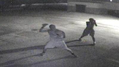 Buscan a sospechosos de actos vandálicos antisemitas