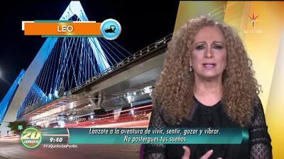 Mizada Leo 26 de enero de 2018