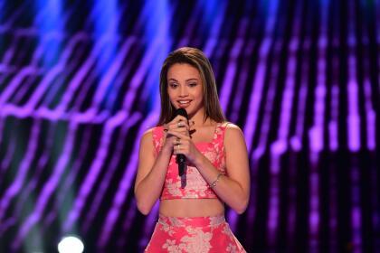 Esta joven cubana de 20 años hizo una interpretación de 'No me enseñaste' de Thalía.