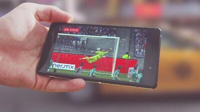 Vive la pasión del fútbol en donde quiera que estés. Descarga 'Univision Now' ya