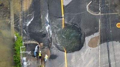 Al menos tres muertos, centenares de heridos y numerosos daños deja un fuerte terremoto en Japón