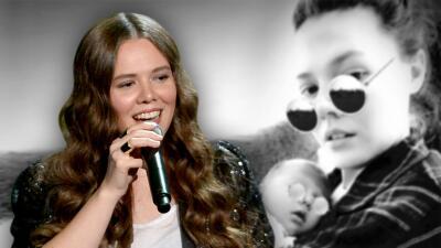 Joy Huerta comparte cuál canción de cuna le canta a su hija Noah (y no es cualquiera)