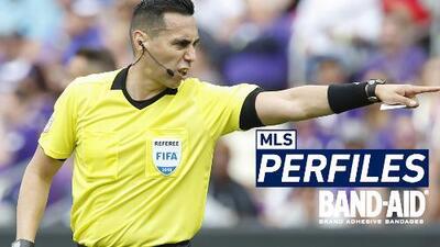El otro mundial: Jair Marrufo el árbitro mexicoamericano que representa a la MLS en Rusia 2018