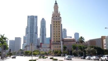 Cielos parcialmente soleados y condiciones estables para la tarde del lunes en Miami