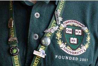 En fotos: ¿Es la marihuana la carrera del futuro?