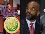 """""""Es una perversión de la verdad"""": Hijos de Martin Luther King Jr. y """"CT"""" Vivian condenan la reforma electoral de Georgia"""