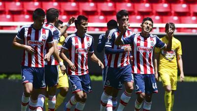 Chivas anuncia la nómina Sub-20 que enfrentará al Equipo de Canteranos de la MLS