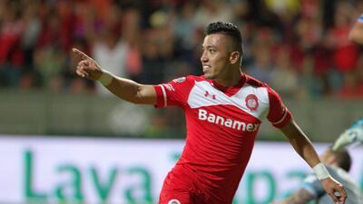 Toluca 1-0 Puebla: Uribe catapulta al Toluca a semifinales