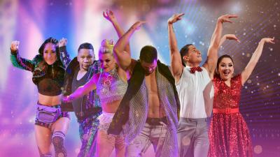MQB All Stars se llenó de música de series y películas en su segunda gala (fotos)