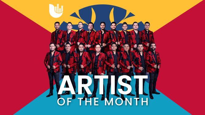 Celebrando su esperado regreso a los escenarios, llega La Adictiva como Uforia Artist of the Month