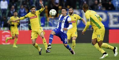 Paços Ferreira 1-0 Porto: El Porto vuelve a caer y ya está a 12 puntos de la cabeza