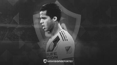 ¿K.O. a Gio? LA Galaxy rescindió el contrato de Gio dos Santos