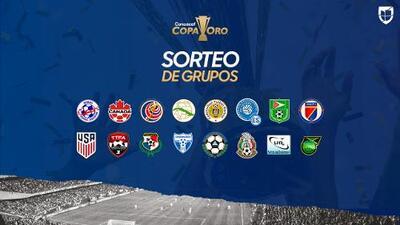 ¡Todo listo! El Tri y Concacaf conocerán su destino en la Copa Oro 2019