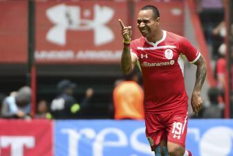En fotos: Toluca da un golpe de autoridad con paliza 5-1 contra Monterrey en el Clausura 2019