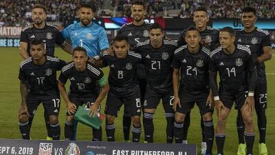 Confirma Concacaf partidos de México en Liga de Naciones