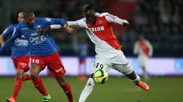 El Caen vuelve a frenar al Mónaco con un empate a dos en Ligue 1