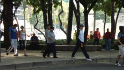 Sismo de 5.4 en Ciudad de México